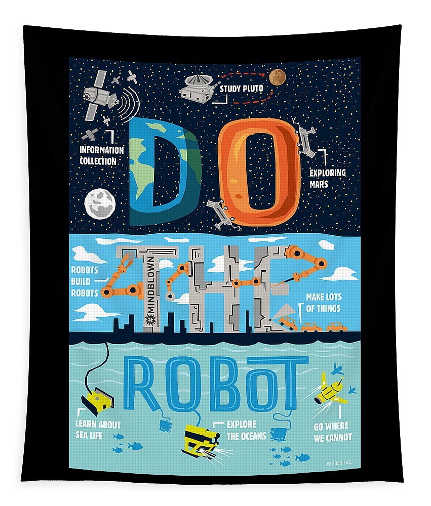 Do The Robot - Tapestry
