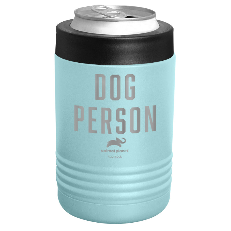Animal Planet - Dog Person Stainless Steel Beverage Holder