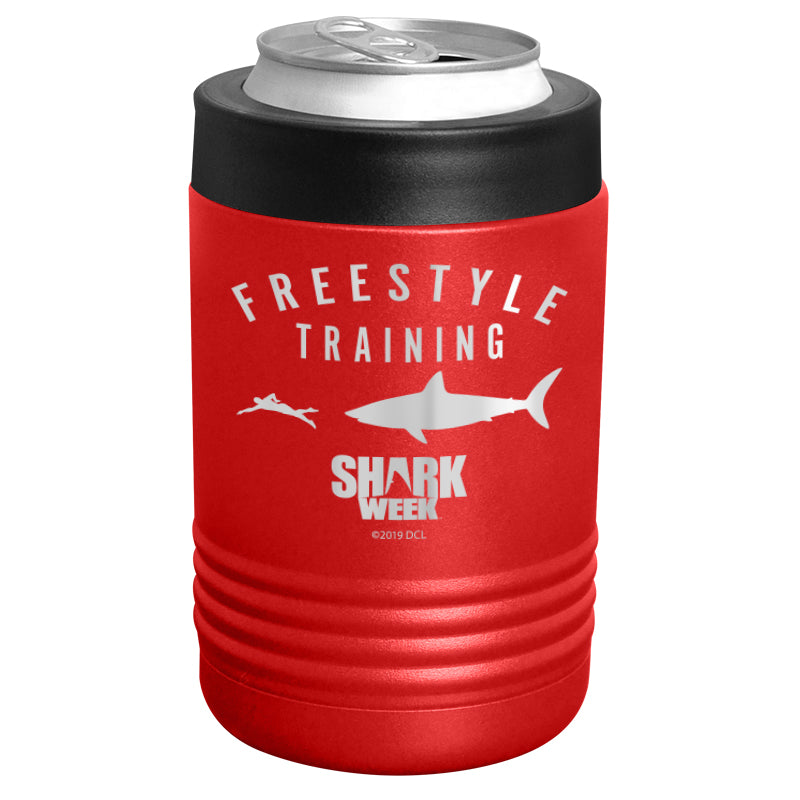 Shark Week - Freestyle Training Stainless Steel Beverage Holder
