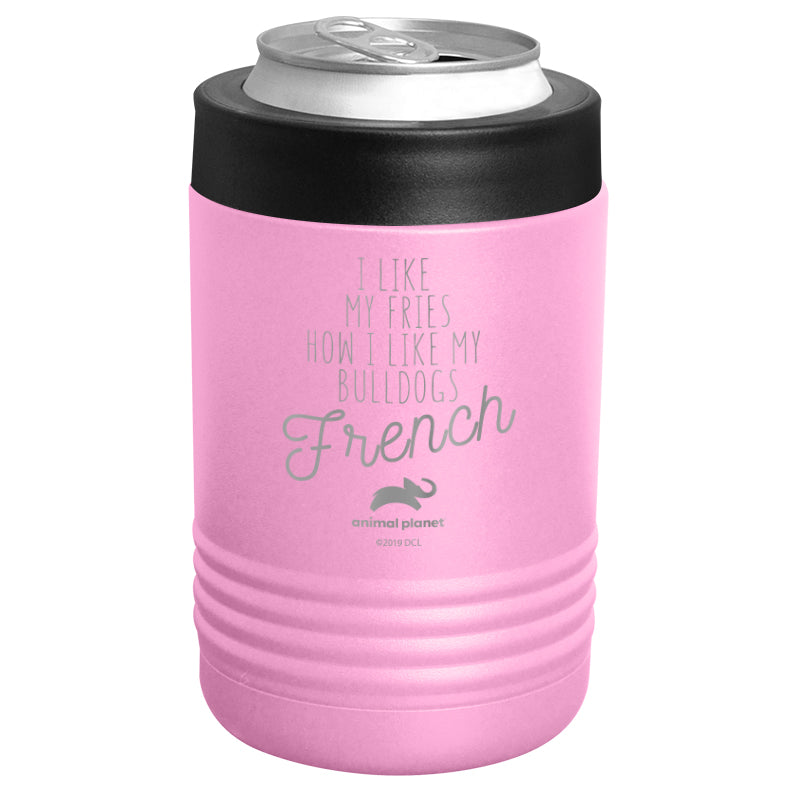 Animal Planet - French Fries Stainless Steel Beverage Holder