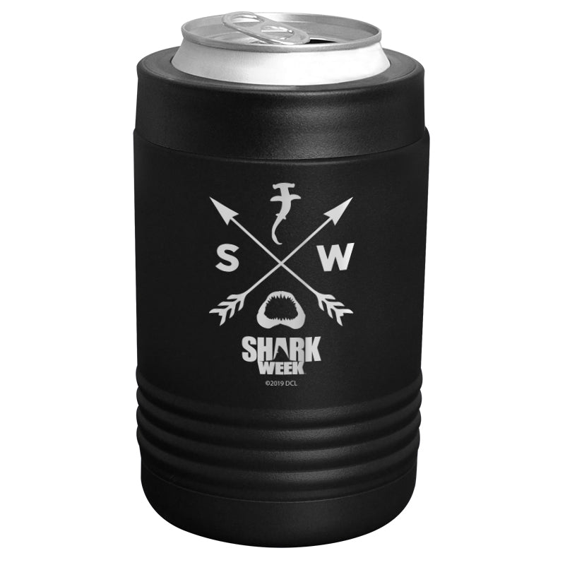 Shark Week - Insignia Customized Stainless Steel Beverage Holder