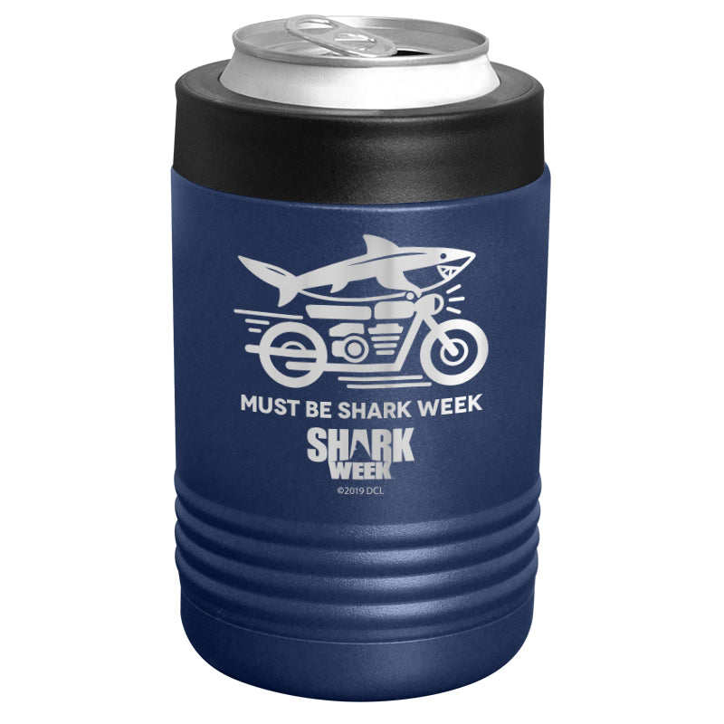 Shark Week - Must Be Shark Week Stainless Steel Beverage Holder