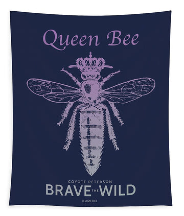 Queen Bee - Tapestry