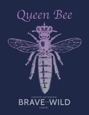Queen Bee - Art Print