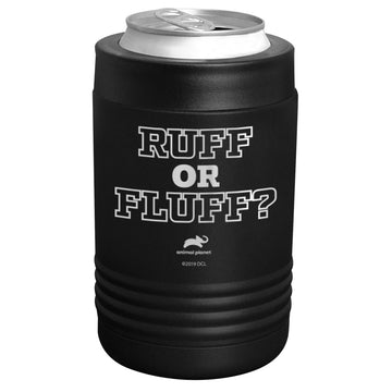 Animal Planet - Ruff or Fluff Stainless Steel Beverage Holder