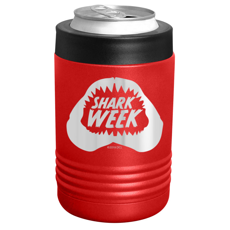 Shark Week - Shark Bite Stainless Steel Beverage Holder