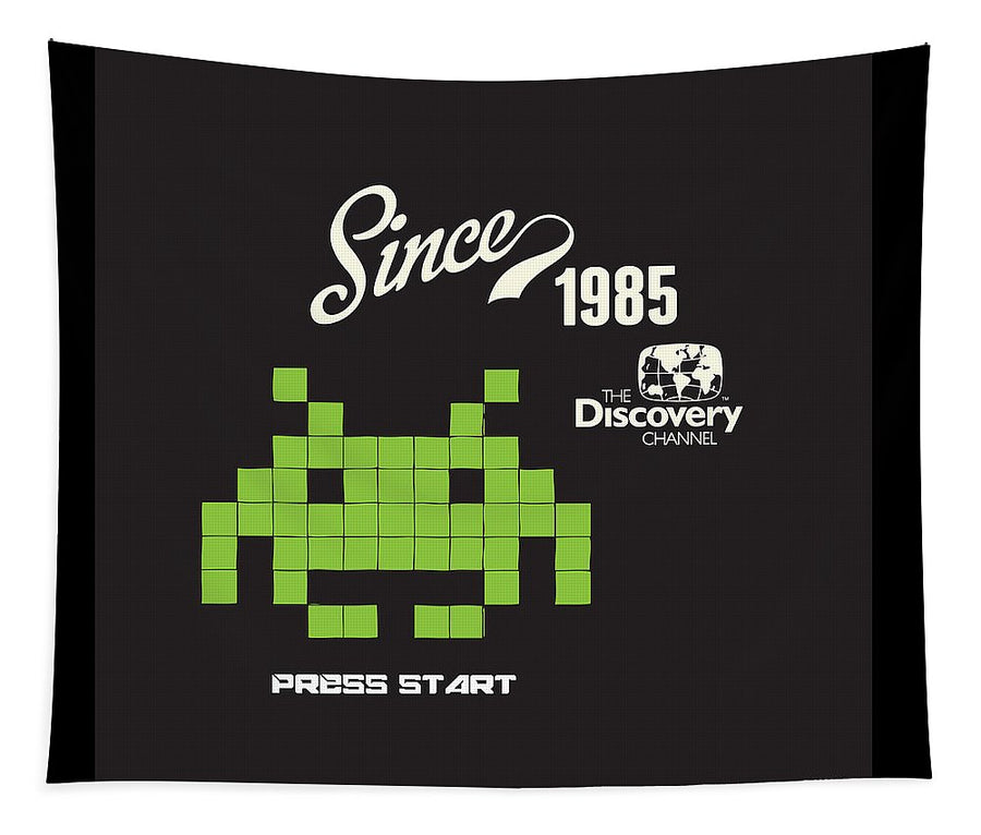 Retro Video Game - Tapestry