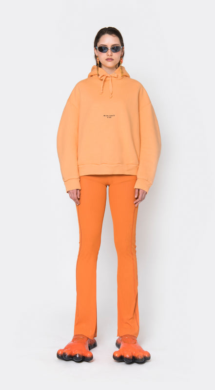 Apartment Pants, Orange