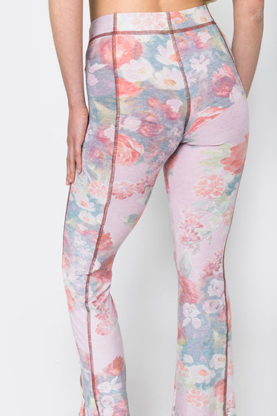 Apartment Pants, Flower Print