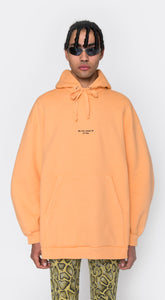 Extended Hoodie, Apricot