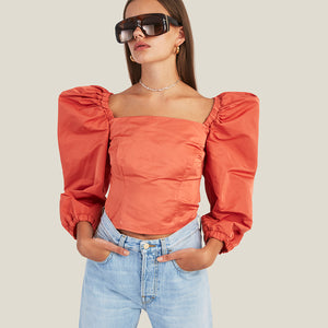 Puffy Top, Coral