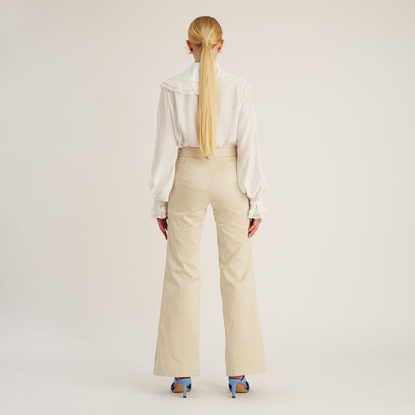 Suit Pants, Gold Beige (4528119808084)