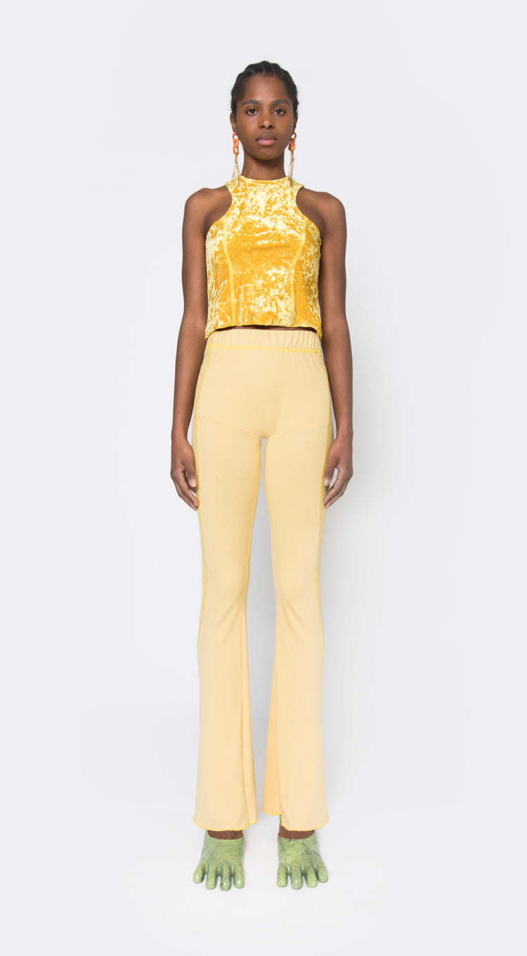 Apartment Pants, Yellow