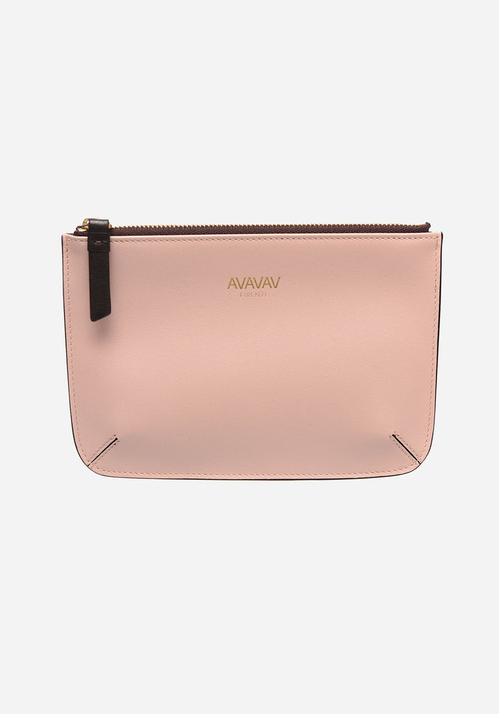 Small Pouch in Light Pink - AVAVAV-Small Pouch in Light Pink