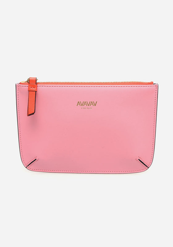 Small Pouch in Pink - AVAVAV-Small Pouch in Pink