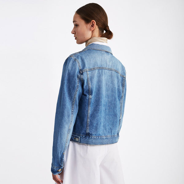 AVAVAV Denim Jacket light blue - AVAVAV-AVAVAV Denim Jacket light blue