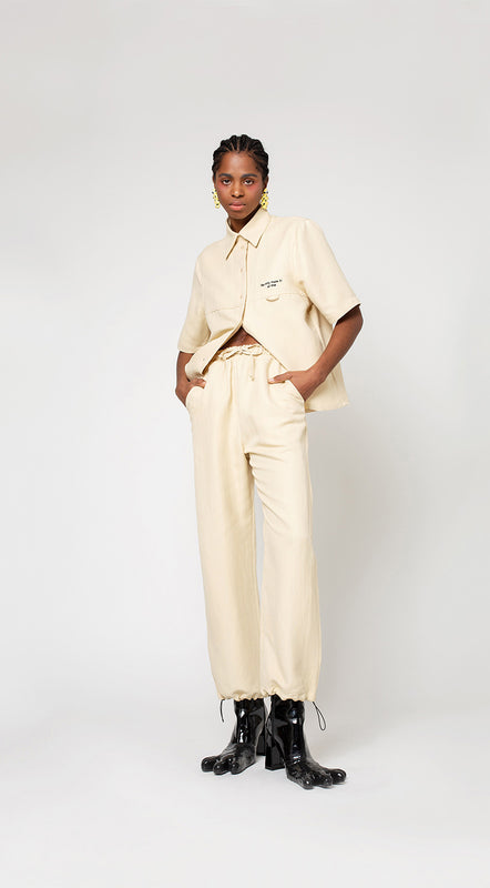 Holy Bowling Pants, Beige