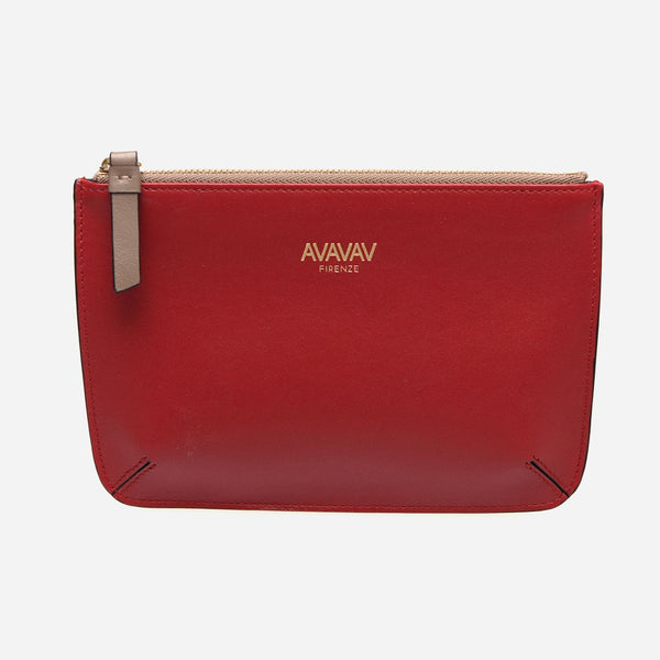 Small Pouch in Red - AVAVAV-Small Pouch in Red
