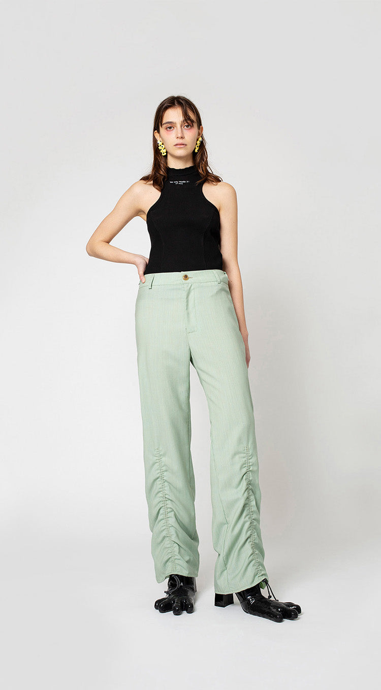 Tech Pants, Green