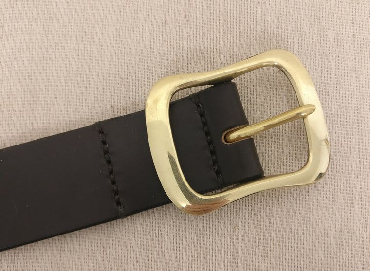 The Morgan Sedgwick English Bridle Leather Belt