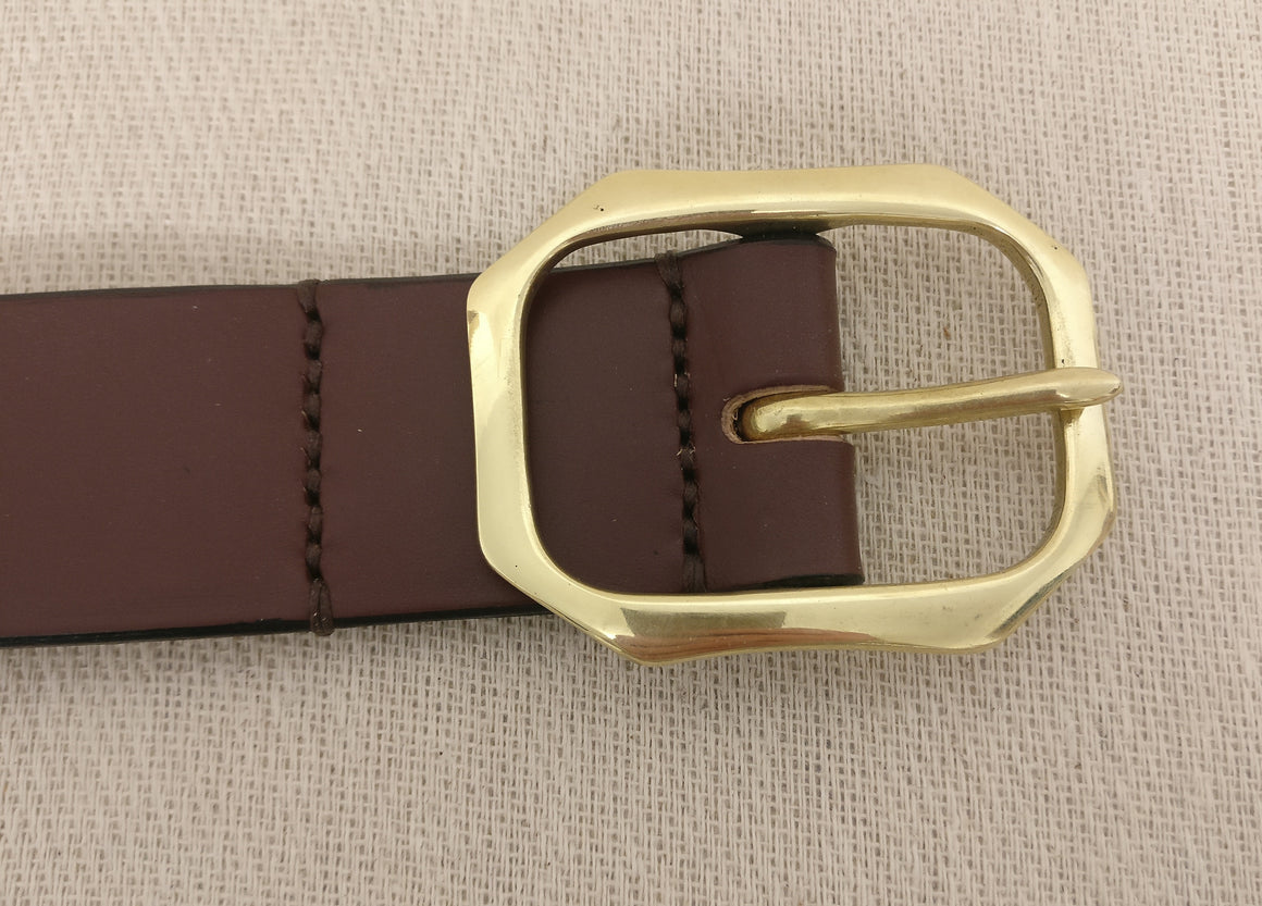 The Lloyd English Bridle Leather Belt