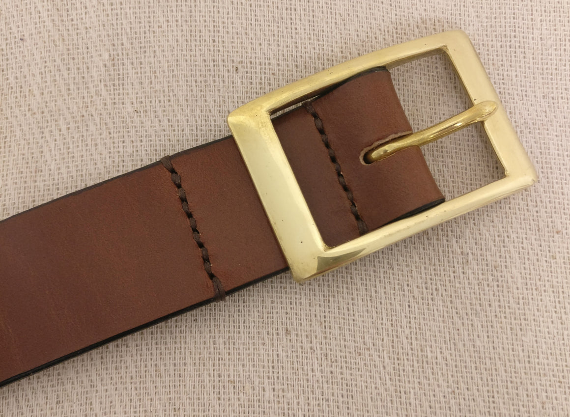 The Gallagher English Bridle Leather Belt