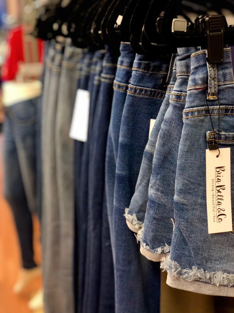 New Denim has arrived!