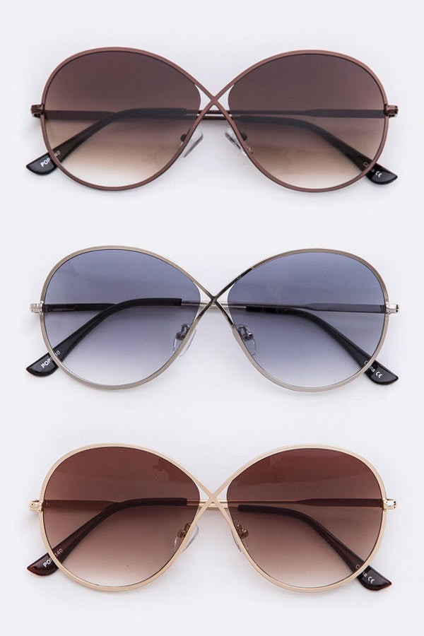 Bria Bella & Co - Butterfly Sunnies