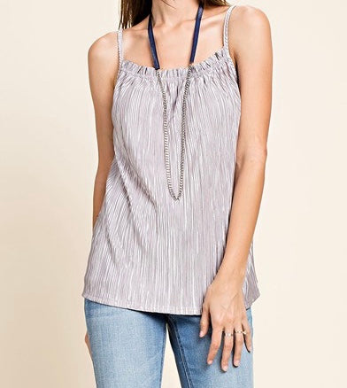 Metallic Shine Camisole