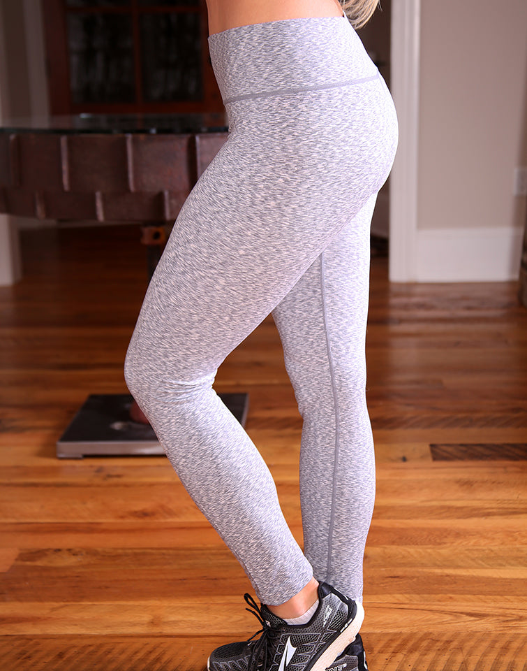Bria Bella & Co - Coobie - Seamless Capri Legging