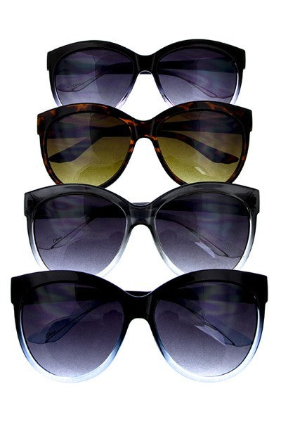 Bria Bella & Co - Cat-Eye Sunglasses