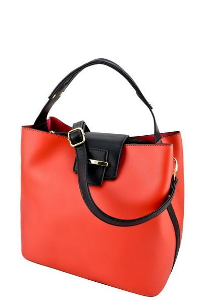Cherry Red Handbag