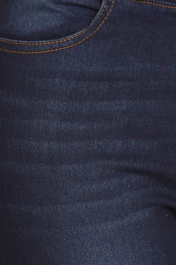 Fleece-Lined Jeans
