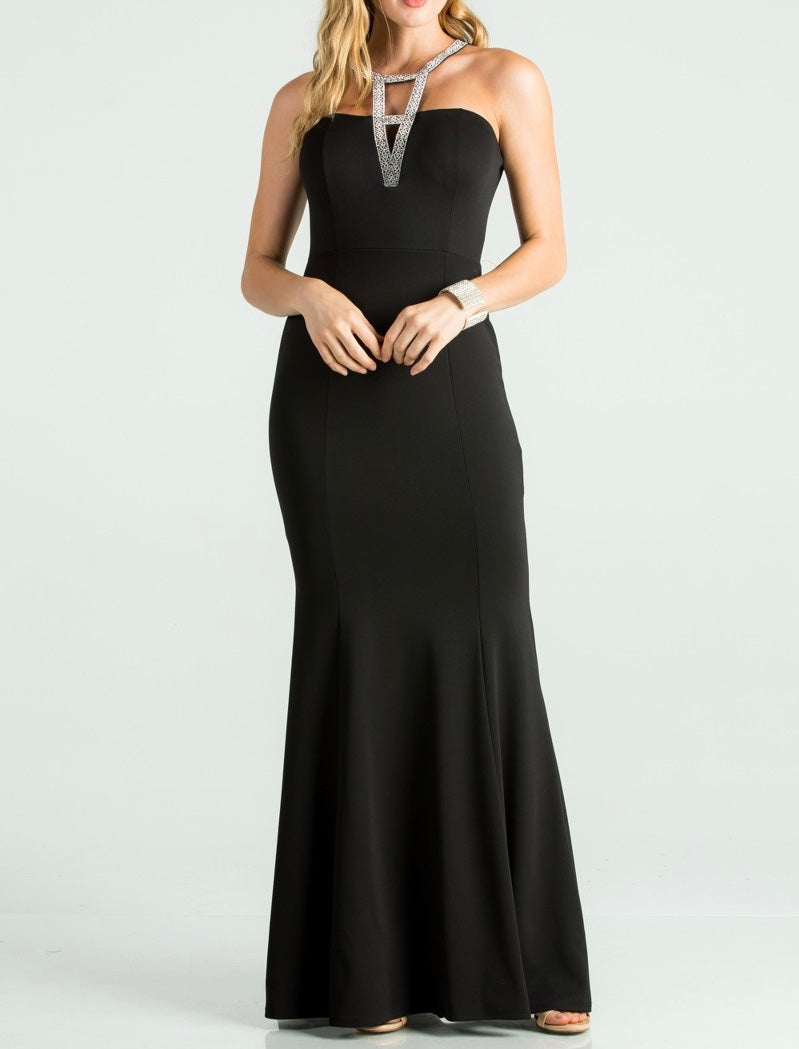 Sleek Mermaid Formal Dress