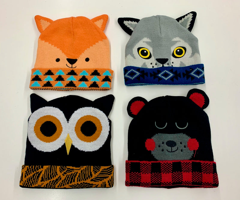 Bria Bella & Co - Kid's Critter Hats