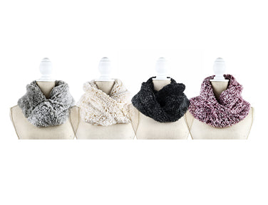 Bria Bella & Co - Ultra Plush Infinity Scarf