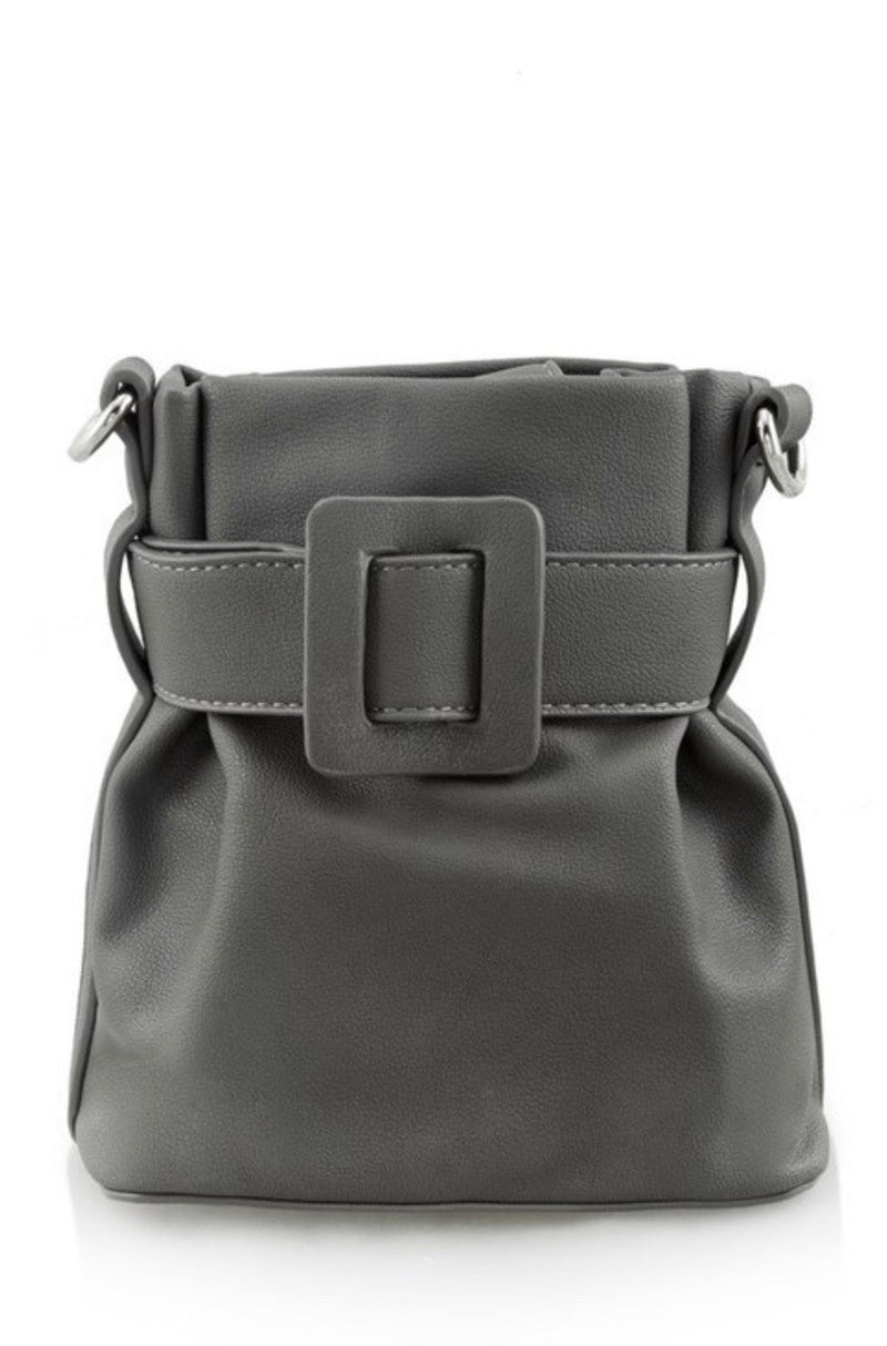 Bria Bella & Co - Buckled Up Mini Tote