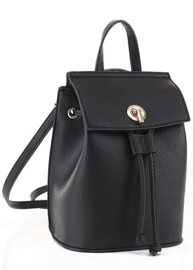 Convertible Backpack Crossbody