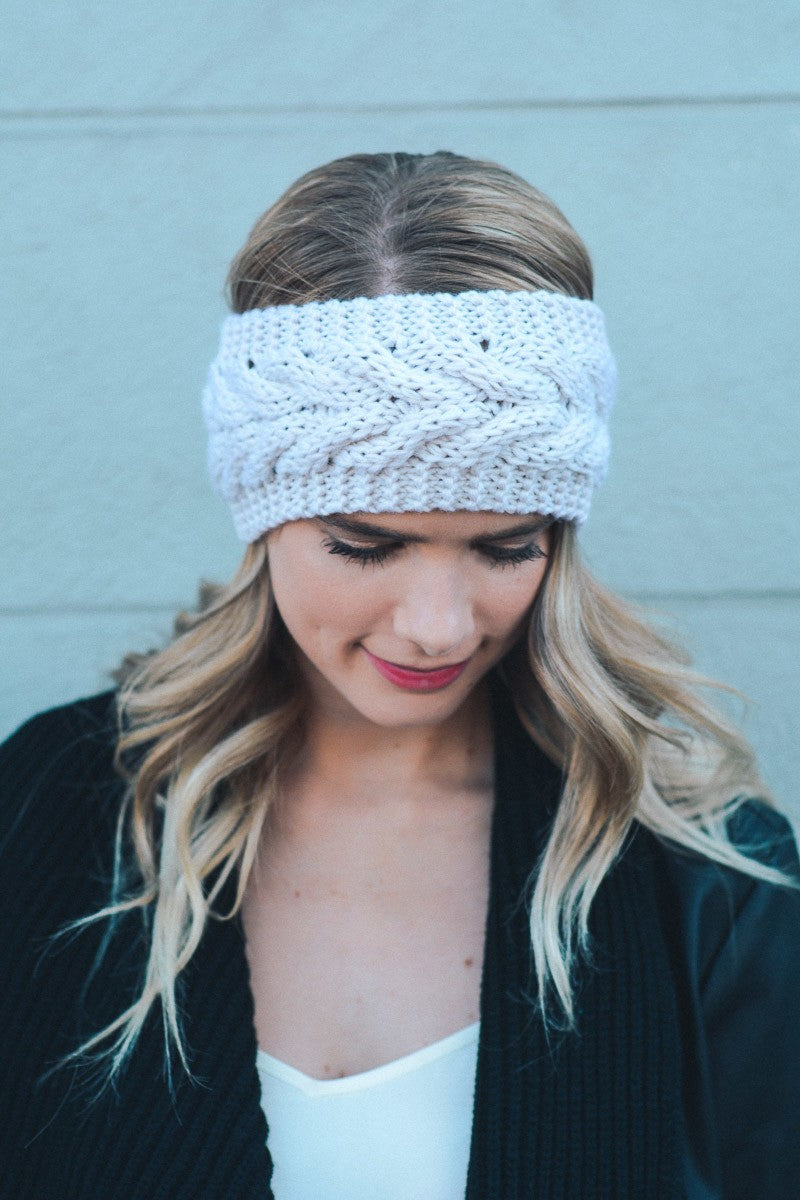 Bria Bella & Co - Headband Ear Warmer