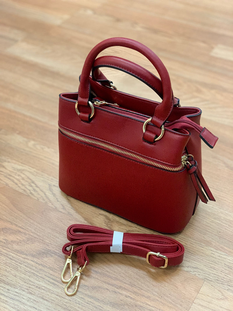 Everyday Mid-Size Satchel