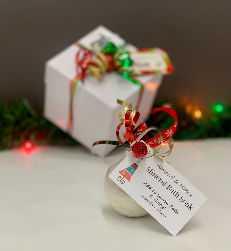 """Gifting Back"" Ornaments for a Cause"