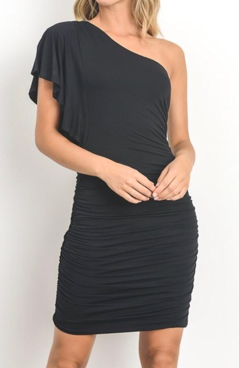 Upscale Little Black Dress