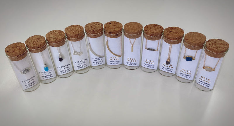 Bria Bella & Co - Sentiments In A Bottle