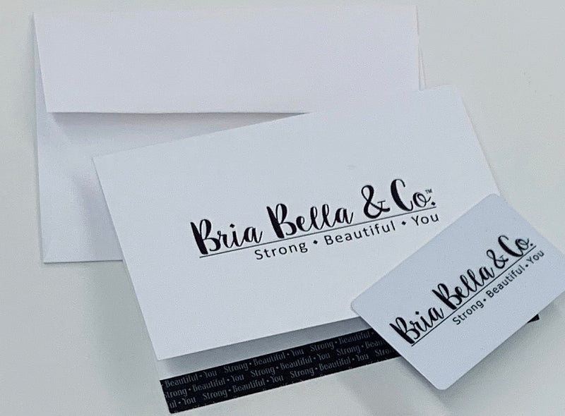Bria Bella & Co - Bria Bella & Co. Gift Card