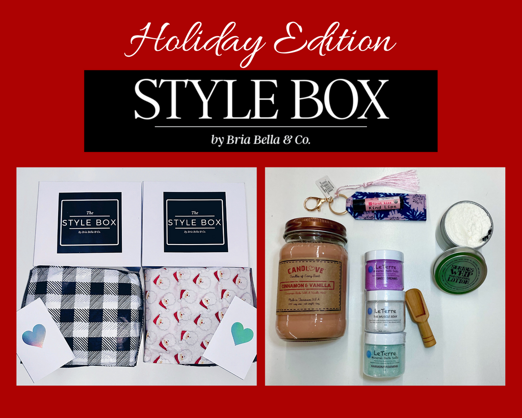 Holiday Edition Style Box