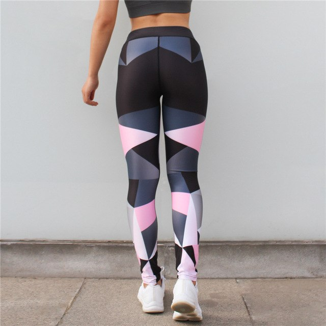 Gym Clothes Leggins Sport Women Fitness Leggings Sportswear Woman Gym Yoga Jogging Pants Sports Clothing Women'S
