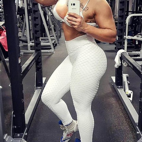 Lover Beauty Leggings Breathable Pants Butt Lift Hips Sweat Fitness Casual Slim Push Up Workout Skinny Running Pants