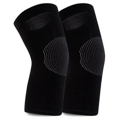 Ultra Thin Fitness Running Cycling Knee Support Braces Elastic Nylon Sport Compression Knee Pad Sleeve Basketball Volleyball