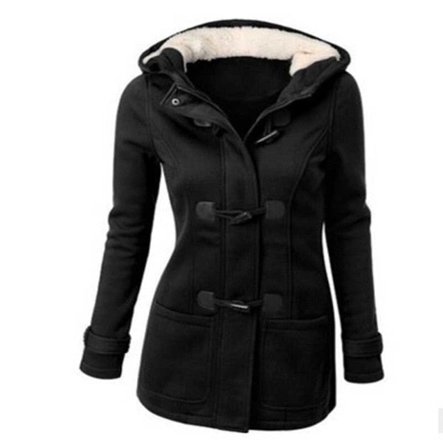 Plus Size Coat Women Clothes Winter Long Sleeve Hooded Casaco Feminino Camperas Mujer Abrigo Invierno Parka 6Xl Overcoat