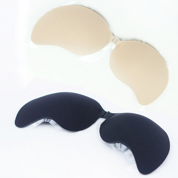 Women Fashion Push Up Silicone Bra Bh Stick On Invisible Self Adhesive Bras Cup Size Abcd New Sale H7